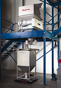 Automatic Batching Scales, Brighouse, West Yorkshire
